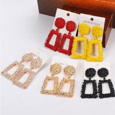 Fashion, Jewelry, Drop, Metal