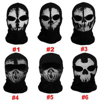 hesh call of duty ghosts mask