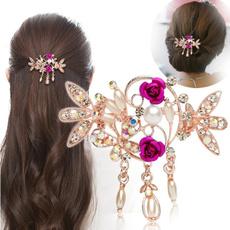 dischairclip, hairstyle, princesshairclip, peacock