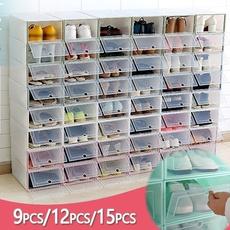 Box, shoeorganizer, sapcesaving, Storage