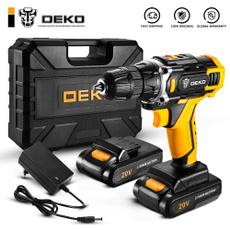 Power Tools, Mini, Battery, Tool