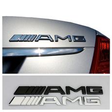 Emblem, Mercedes, clk, Cars