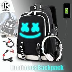 School, usb, rucksack, Backpacks