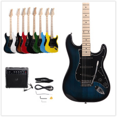 Instrumentos musicales, Electric, beginner, guitarbag