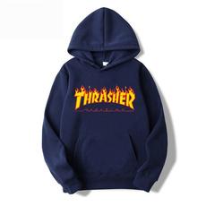 hooded, Long sleeved, Sweaters, sportspullover