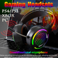 stereogamingheadset, gamingheadset, Earphone, usbgamingheadphone