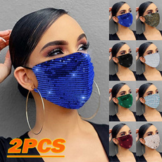 party, sequinsfacecover, Outdoor, dustmask