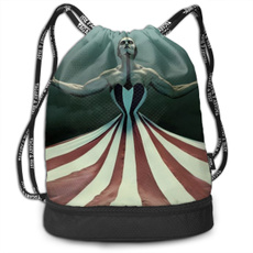 Drawstring Bags, drawstring backpack, americanhorrorstory, American