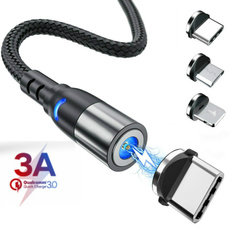 Magnet, iphonechargecable, usb, Cable