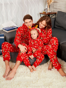 Christmas, Family, rudolph, matching