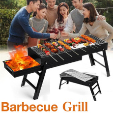 charcoalbarbecue, Grill, Picnic, Outdoor