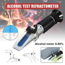 alcohol080test, professionalalcoholtestmeter, alcoholtestrefractometer, specificgravityrefractometer