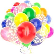 globo, rainbow, Multi, Balloon