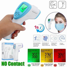 thermometerinfrared, thermometerforehead, Laser, termometrodigital