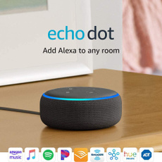 alexa, bluetooth speaker, echo, Amazon