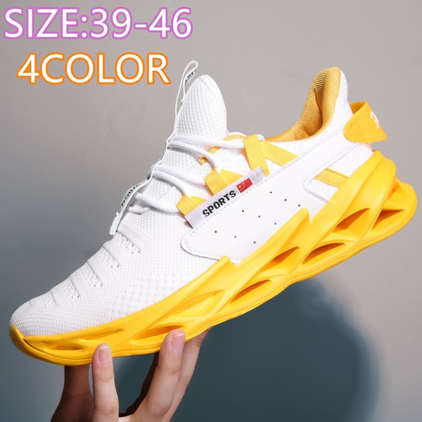 shoes breathable flying woven