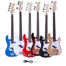 golden, electricba, Bass, Guitars