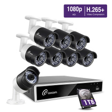 Home & Office, 8cameradvrsecuritysystem, alarmsystem, Photography