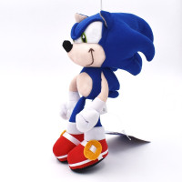2020 6 Styles Sonic The Hedgehog Plush Doll Toy Various Roles Cotton Soft Stuffed Game Doll Toys For Kids Christmas Gifts Wish