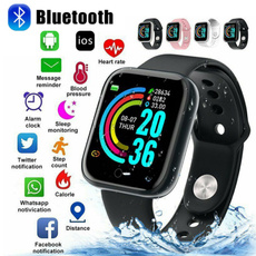 heartratewatch, smartwatche, Android, Monitors