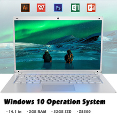Computers, portablenotebook, fullsizedkeyboard, windows10laptop