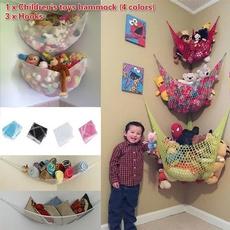 Toy, hammocknet, storageorganizer, Children