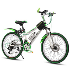 Mountain, greenbike, Bicycle, Sports & Outdoors