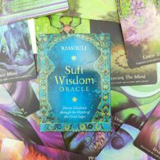 sufiwisdom, sufiwisdomoraclecardgame, gaes, Card