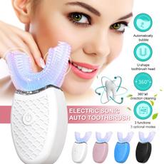 intelligentautomatictoothbrush, ultrasonictoothbrush, Electric, Beauty