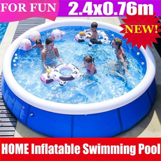 Summer, Toy, Family, inflatableswimmingpool