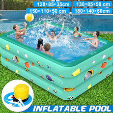 Summer, Inflatable, familyswimmingpool, Jewelry