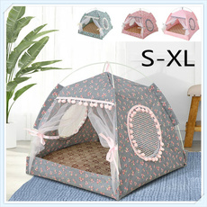 Summer, Pet Bed, house, Tent