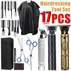 barberclipper, electrichairtrimmer, hairclippersformen, Electric