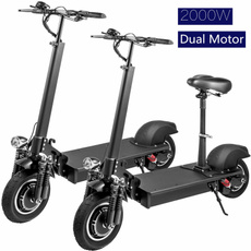 Electric, Battery, Scooter, mototscooter