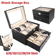 case, Box, Fashion, watchstorage