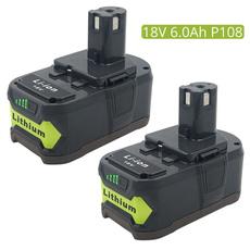 ryobi, powertoolbatterie, ryobione, Battery
