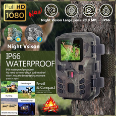 Mini, trailcamera, Hunting, Waterproof
