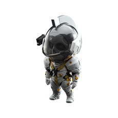 deathstranding, decoration, Mini, Collectible Figurines