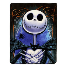 Nightmare Before Christmas, Polyester, black, Adult