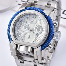 Steel, Fashion Accessory, quartz, Waterproof Watch