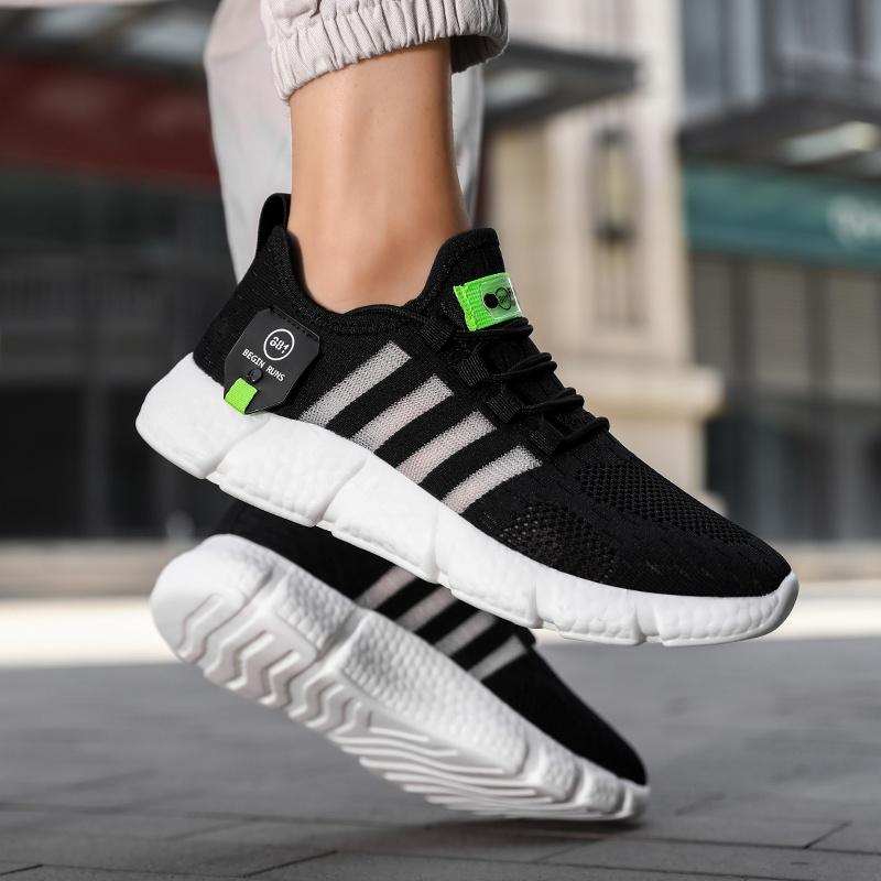 chaussure-fitness-noir-flex