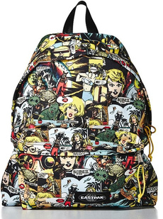 School, eastpakbag, comicbook, comics