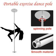 spinningpoleforhome, spinningpoleforbedroom, poledancingsupply, Fitness
