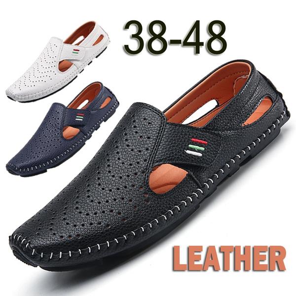 Men Casual Shoes Slip