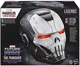 Helmet, punisher, War, gamerverse