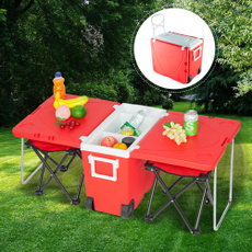 Outdoor, Picnic, picnictable, camping