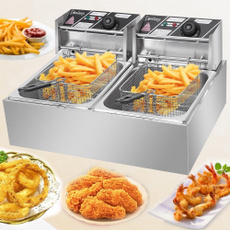 Steel, cuisine, Kitchen & Dining, deepfryer