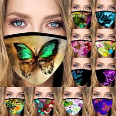 womenmask, blackmask, Sport, butterflymask