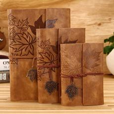 School, leatherdiarybook, vintagediaryretro, Gifts