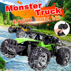 toyoffroadcar, Remote, Cars, electricmonstertruck